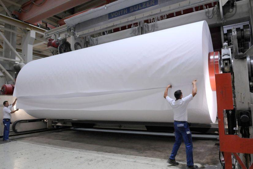 پکیج تصفیه فاضلاب صنایع کاغذسازی