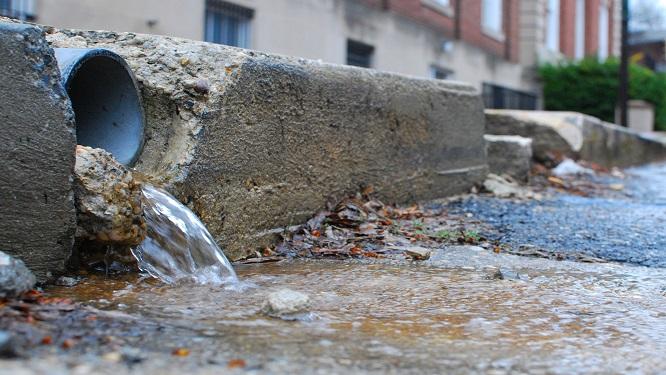 تصفیه آب سطحی و فاضلاب های سطحی و گل آلود